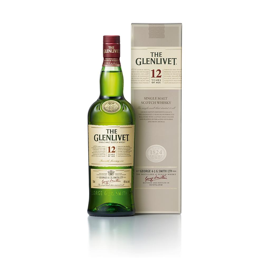The Glenlivet, $51.98