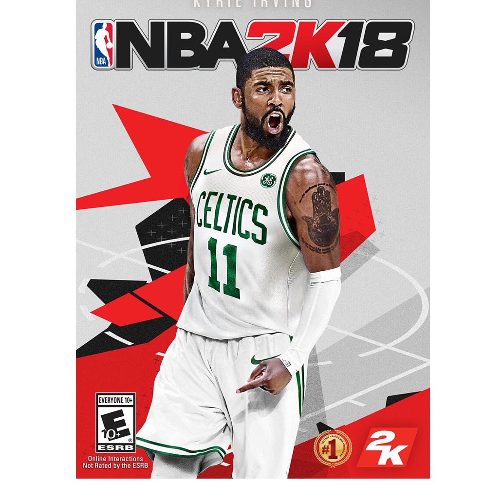 NBA2K18, $59.99
