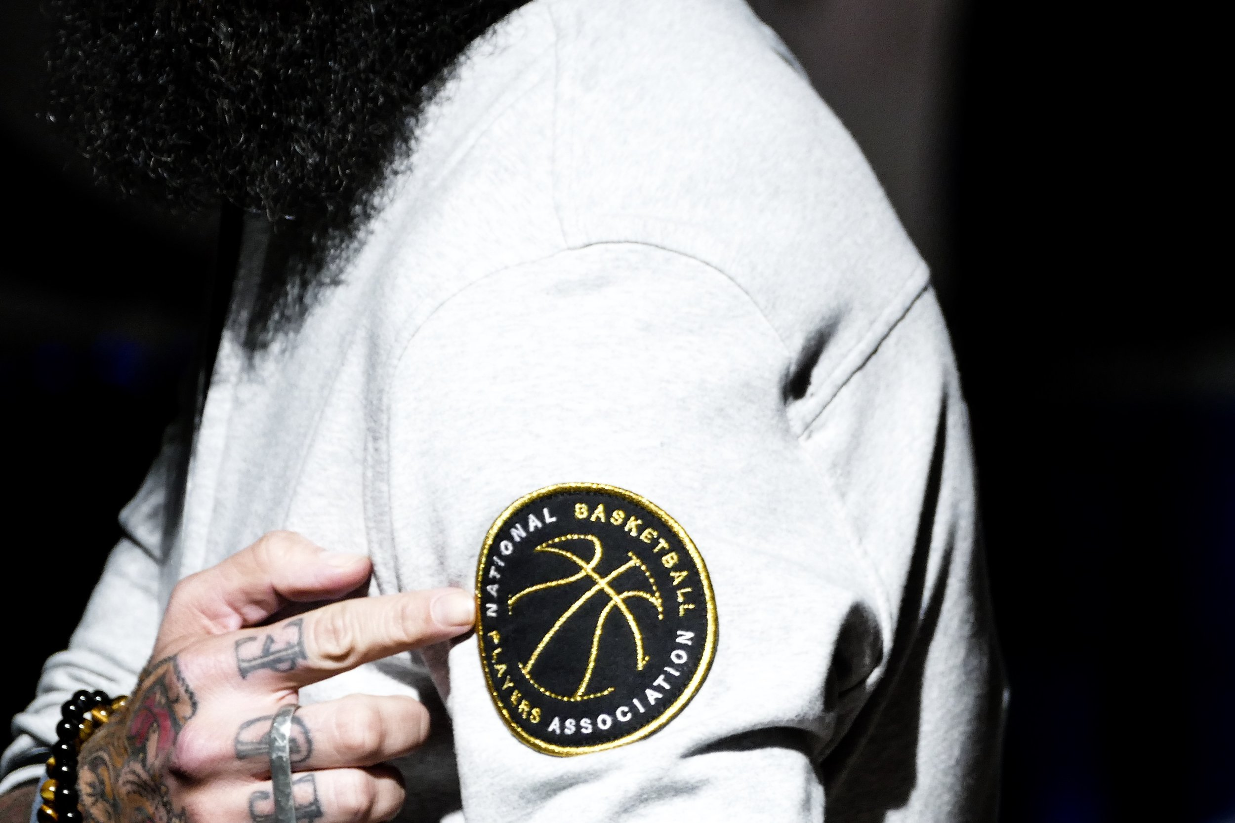 Grungy Gentleman x National Basketball Players Association Collab