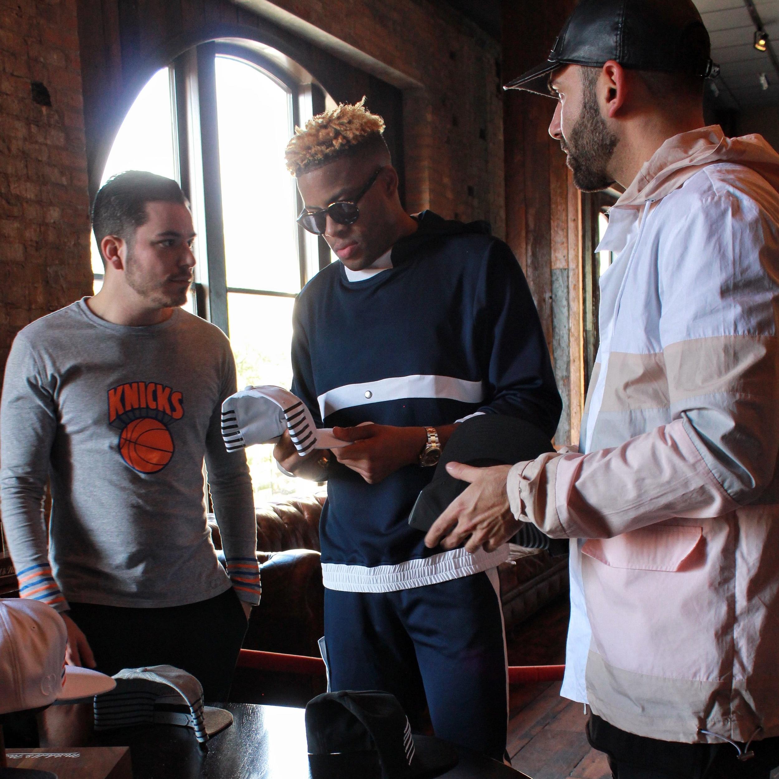 Grungy Gentleman x Mitchell Ness NBA All Star Weekend New Orleans 4-min.jpg
