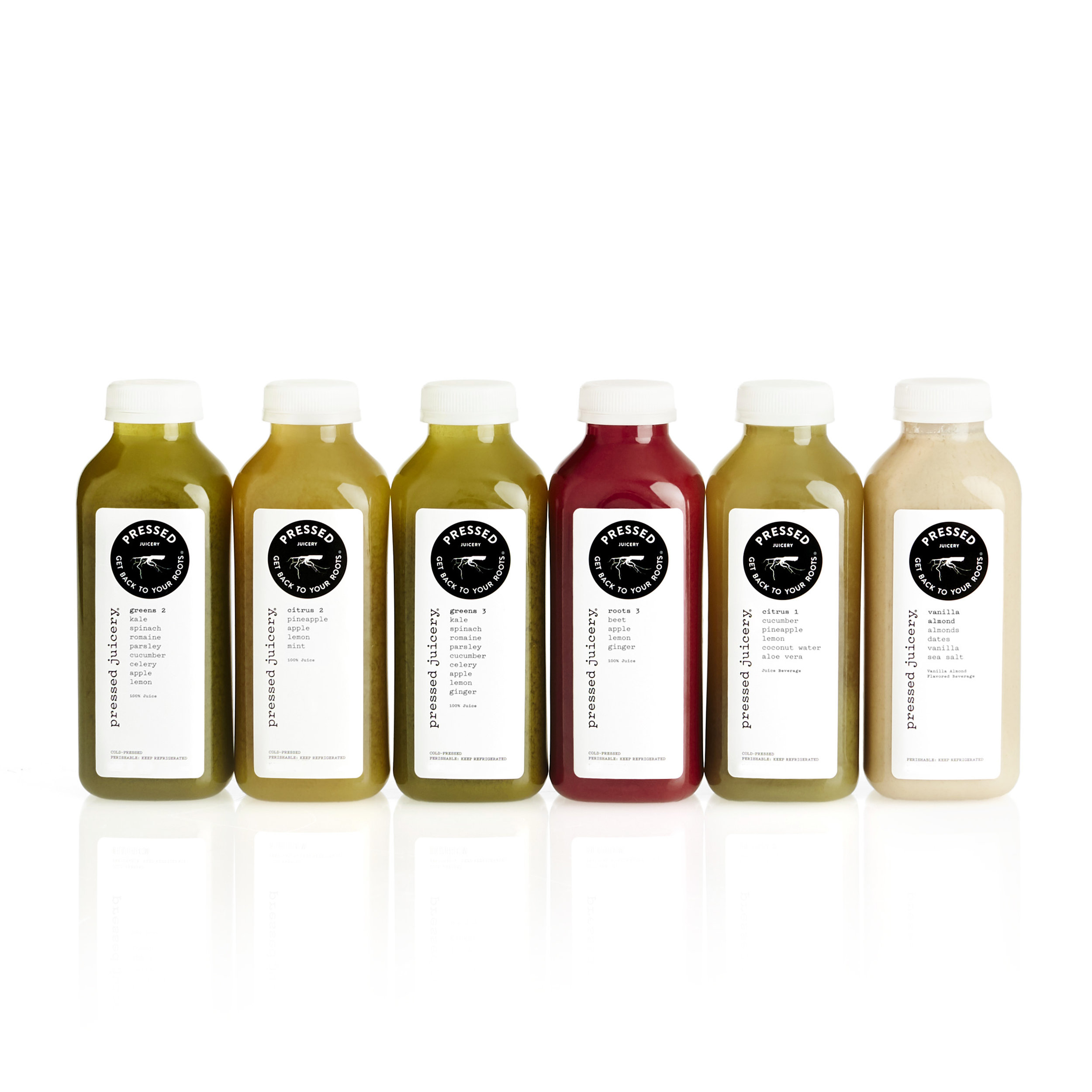 Pressed Juicery, $34.50