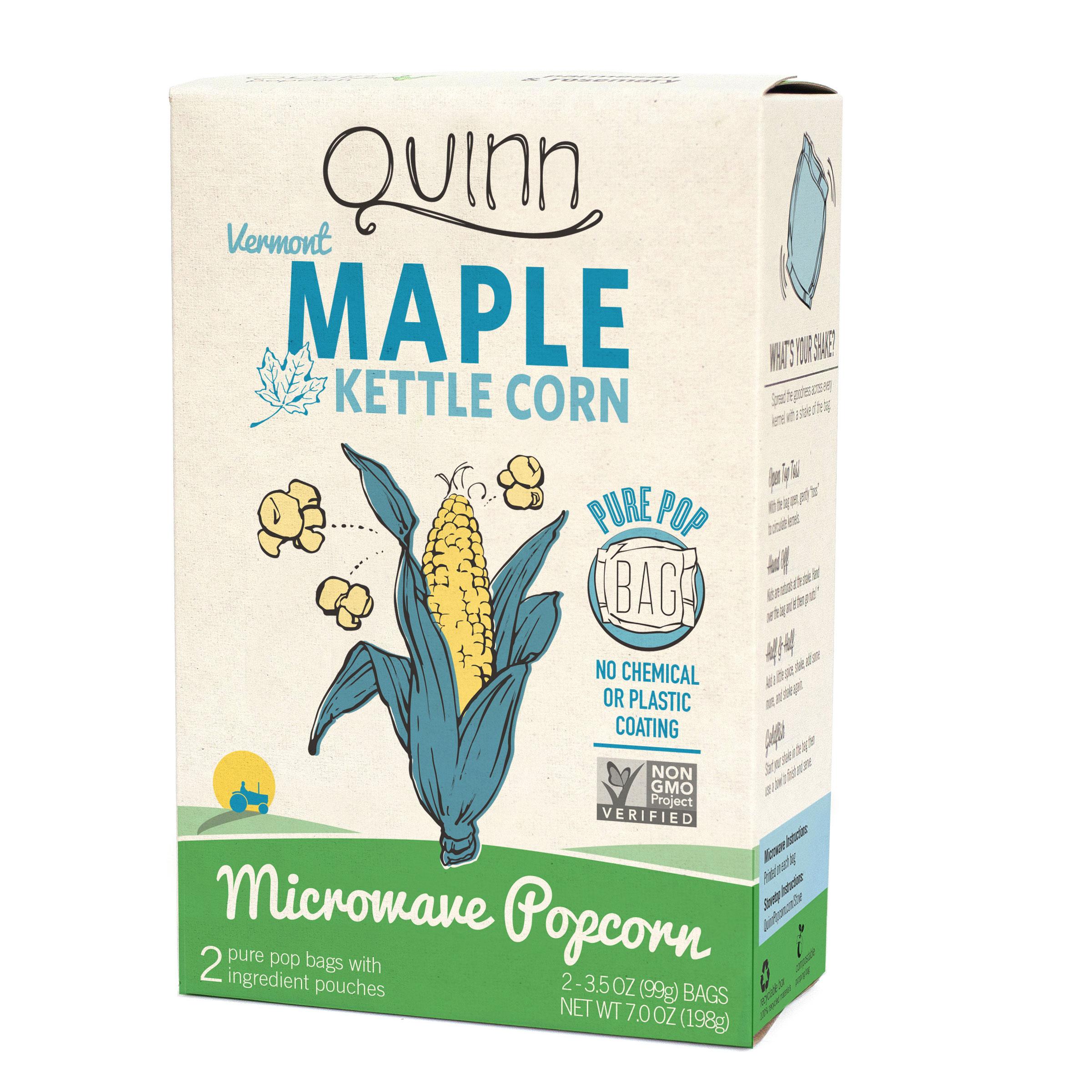 Quinn Snacks, $5.99