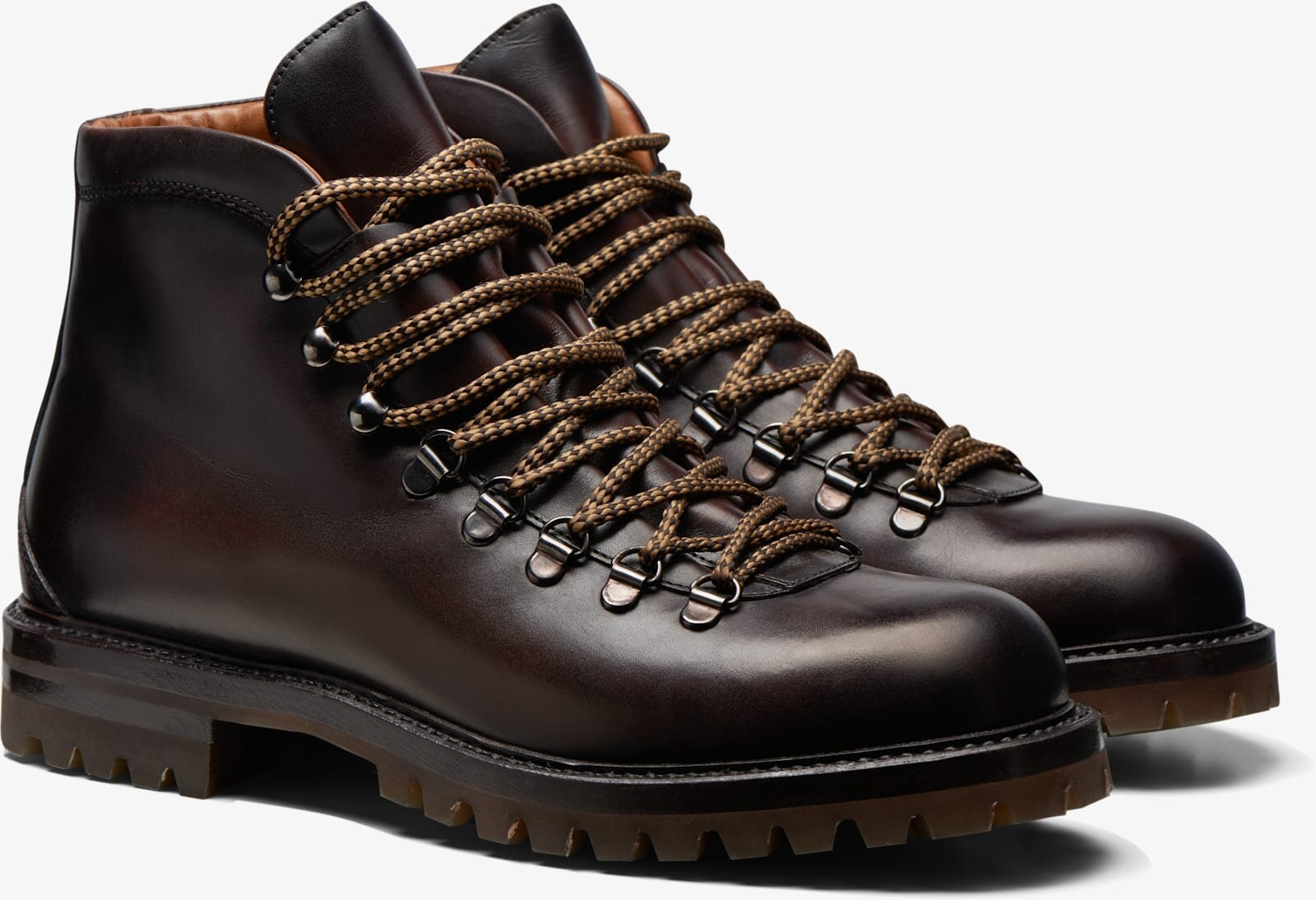 suitsupply hiking boots