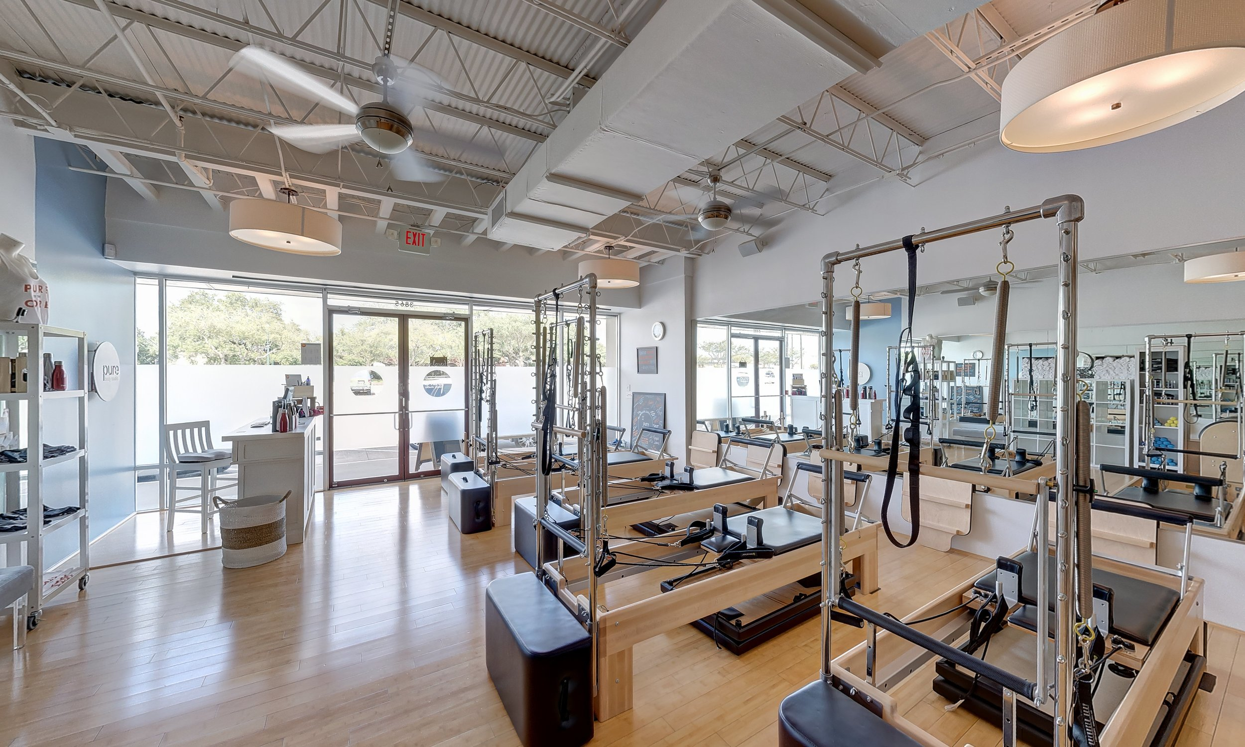 pure body studio, pilates, houston, texas, fitness, barre, yoga