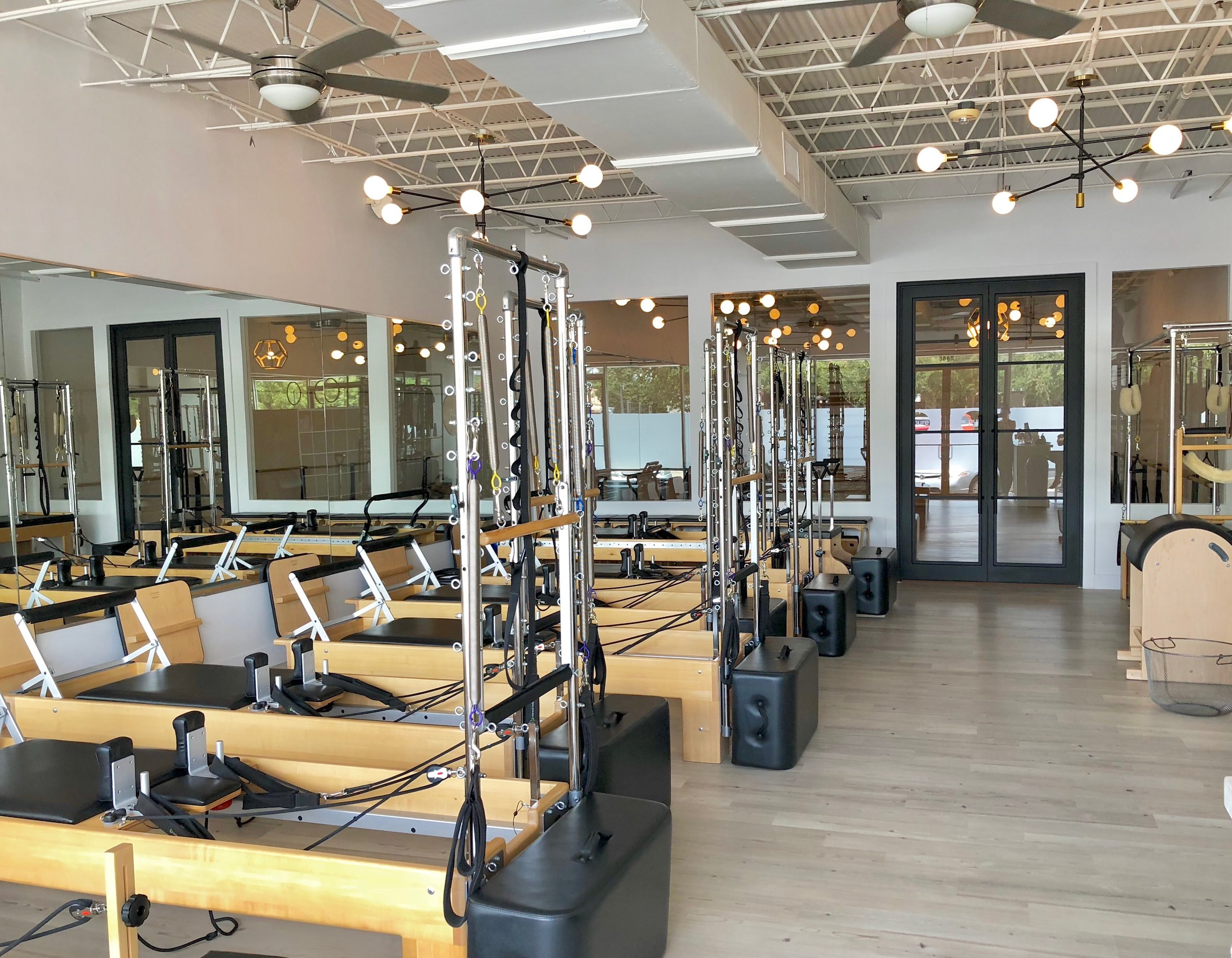 pilates, fitness, workout, orange theory,  west u, bellaire, 77025