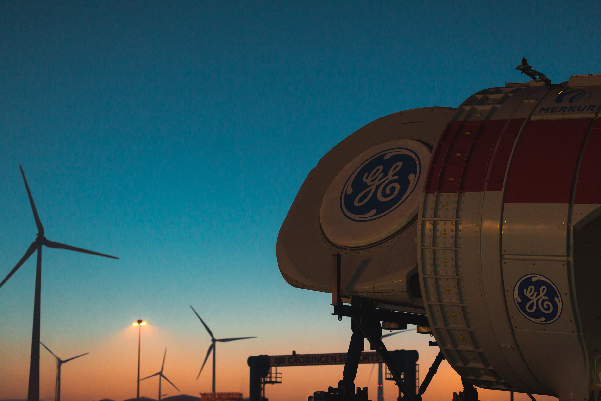 GENERAL ELECTRIC MERKUR OFFSHORE WIND