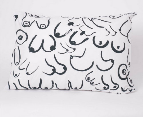 Rest your head on this pillow case from Gravel & Gold