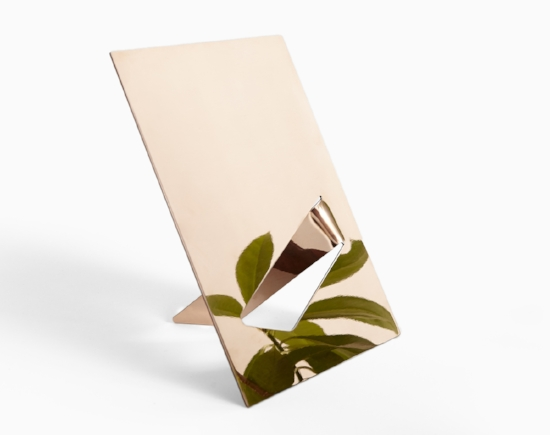 Copper Easy Mirror by Good Thing