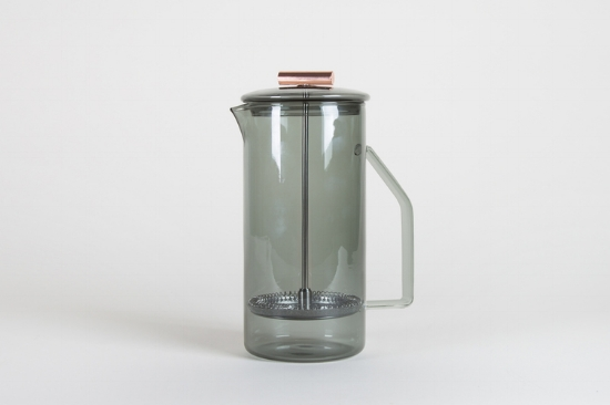 Glass French Press by Yield
