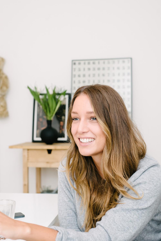 Lana, 30, an artist manager from Berlin.