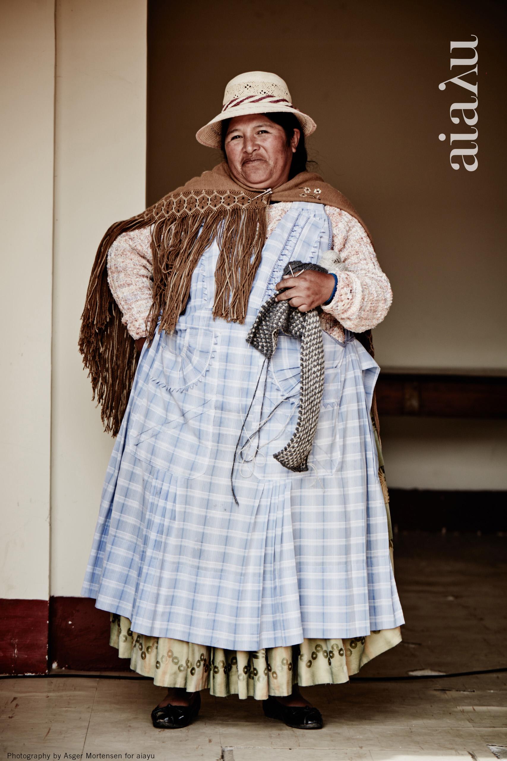 Handknitter, Bolivia