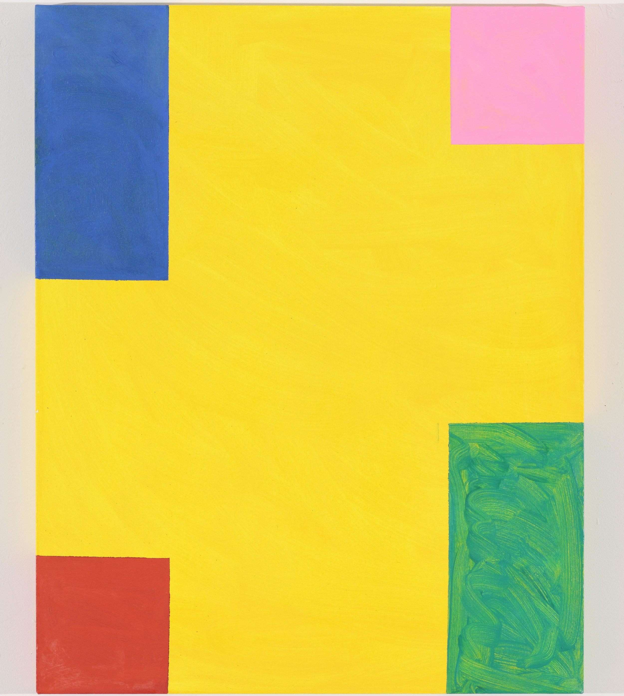 M. Heilmann - Taste of Honey, 2011