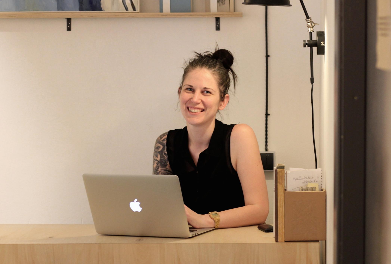 Helen Puistaja, founder of Slow.ee