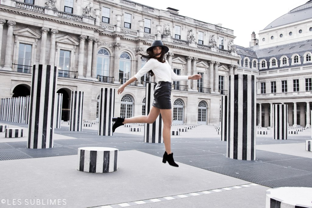 Les Sublimes A/W16 Campaign