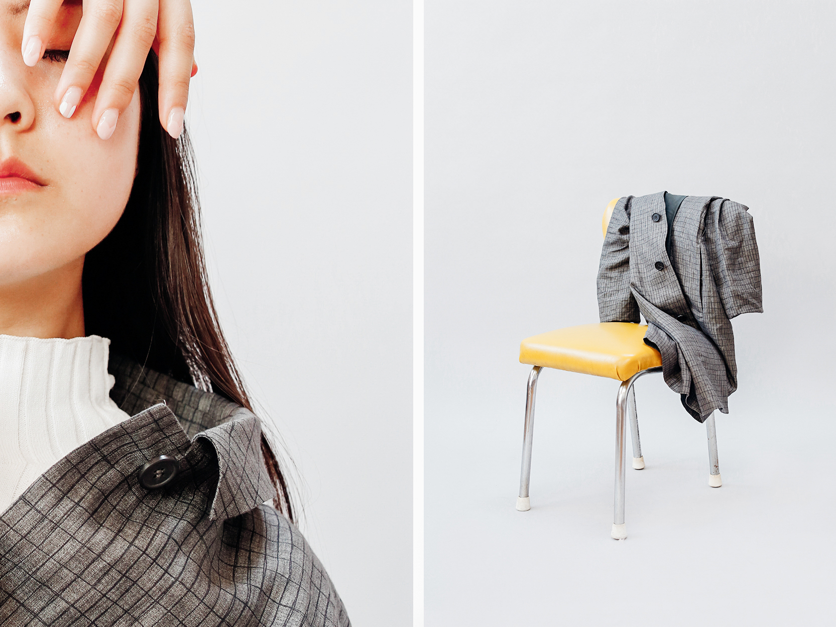 COS x Agnes Martin Capsule Collection, 2016.