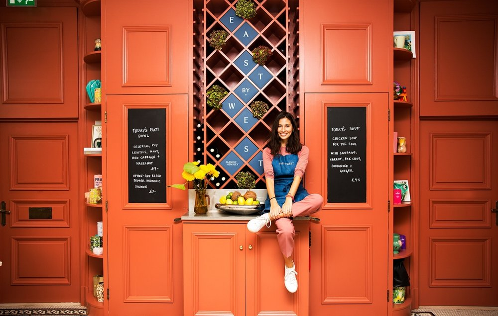 East By West, by Jasmine Hemsley.