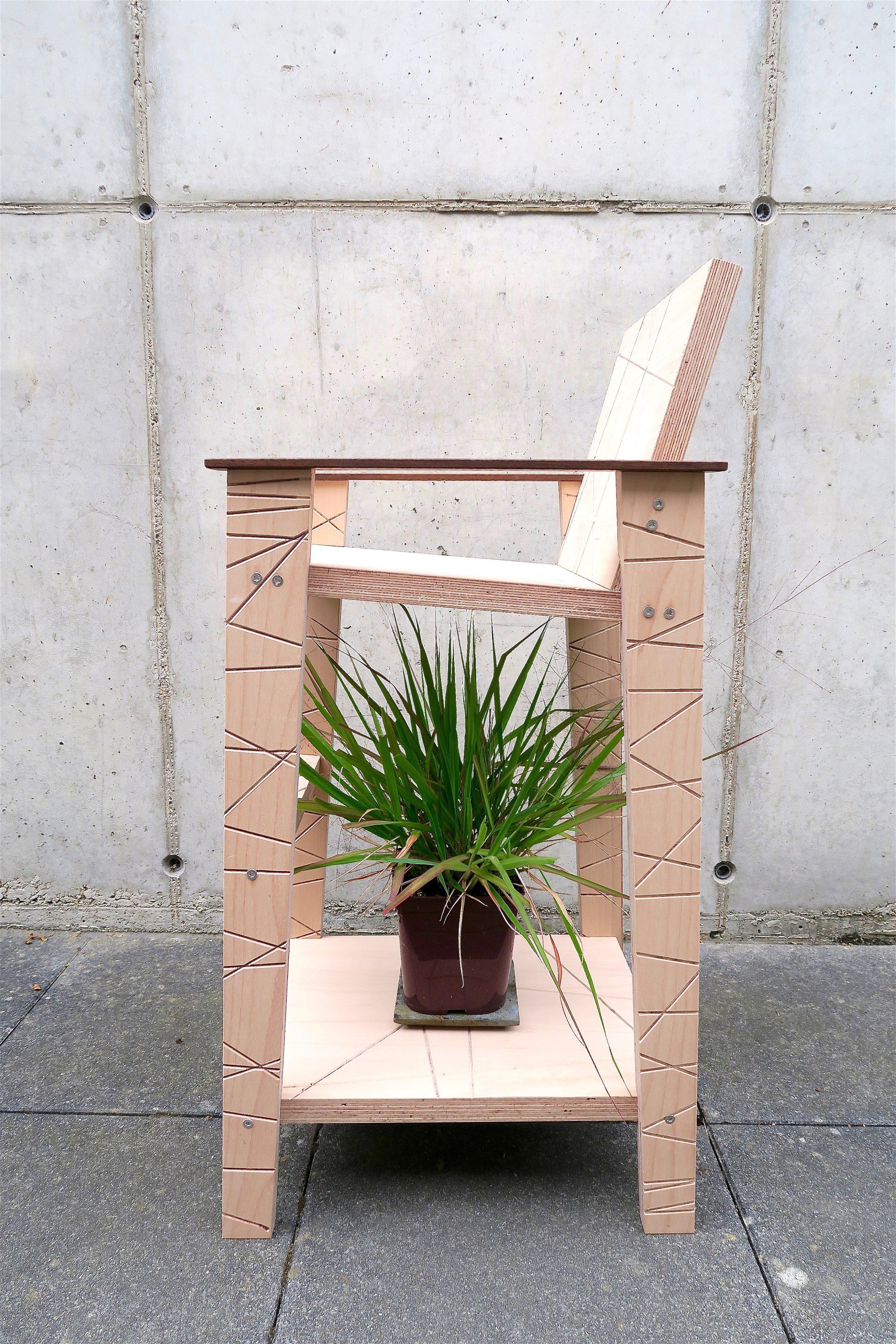 nitsn sustainable bespoke furniture, 2016.