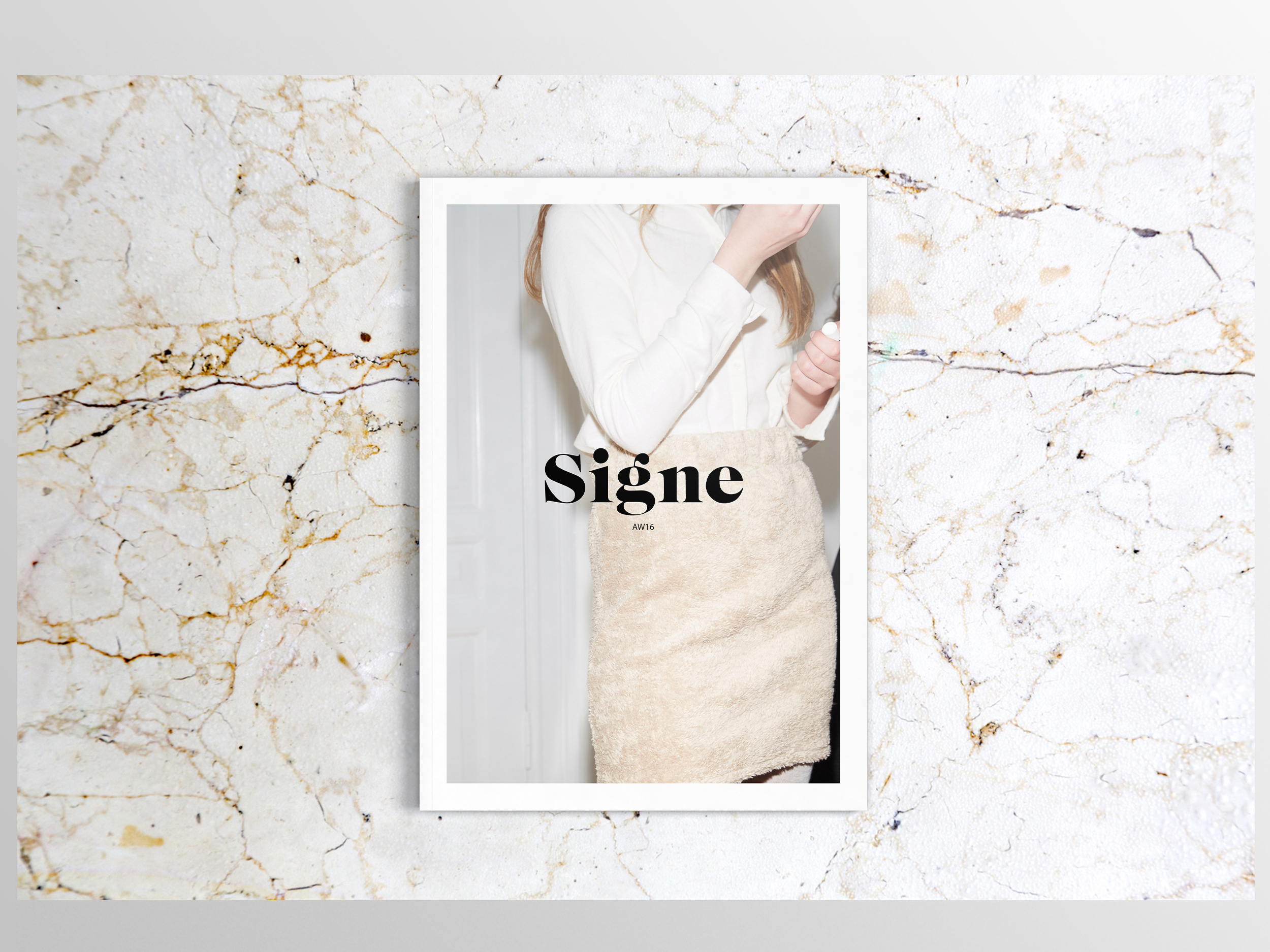 By Signe Lookbook AW16.