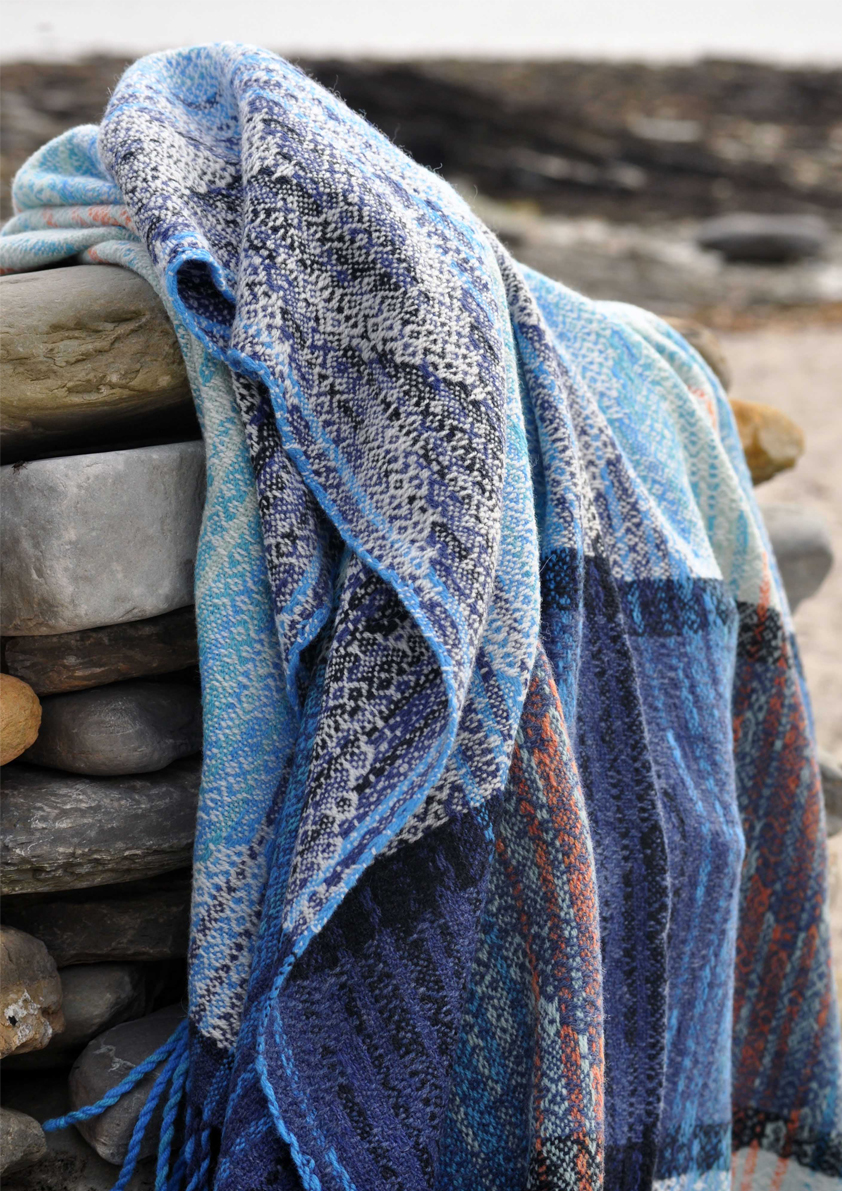 Arra Textiles Ebb Throw.