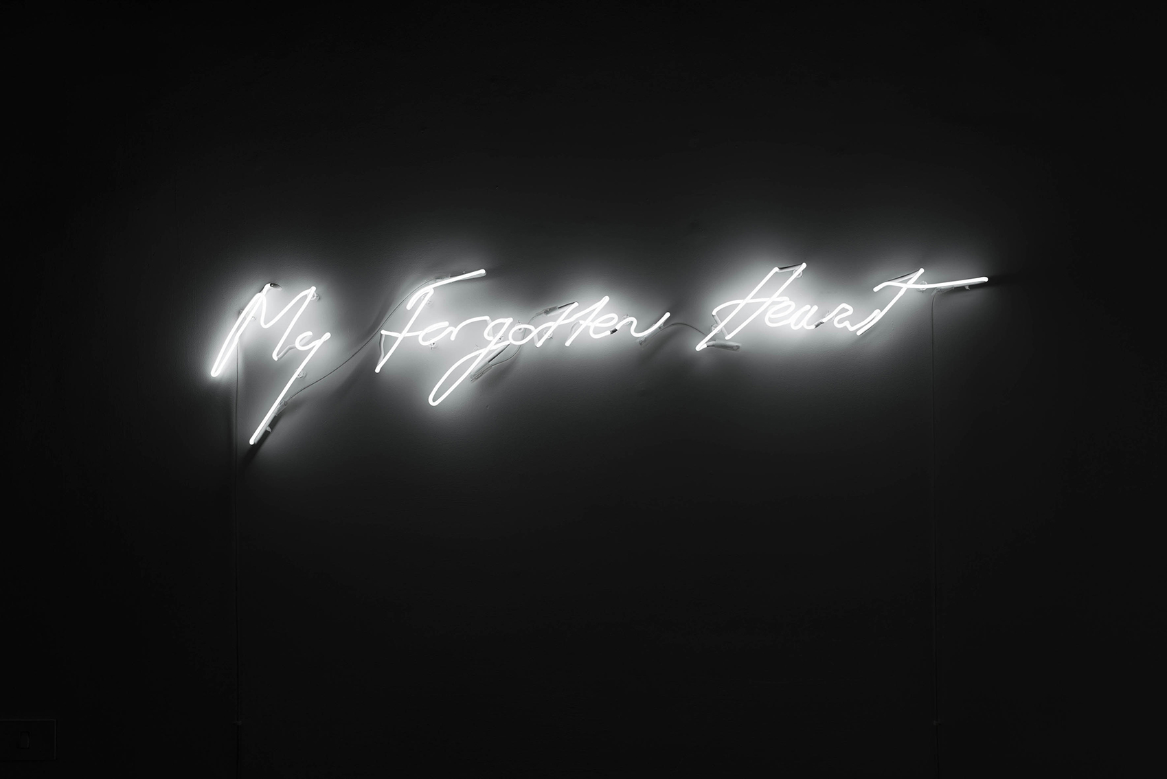 Tracey Emin - My Forgotten Heart.