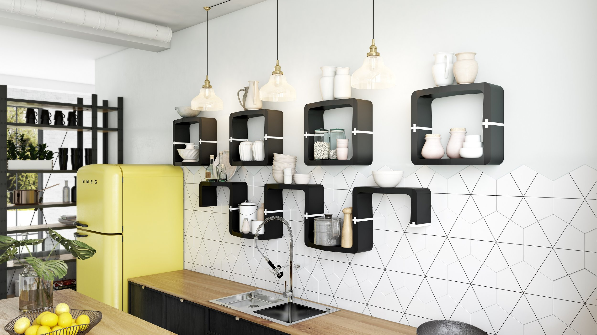 GROW! by Movisi kitchen