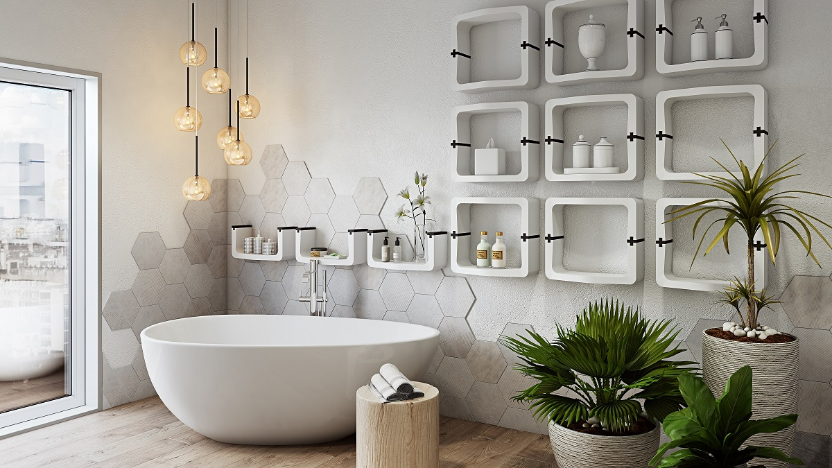 GROW! by Movisi bathroom