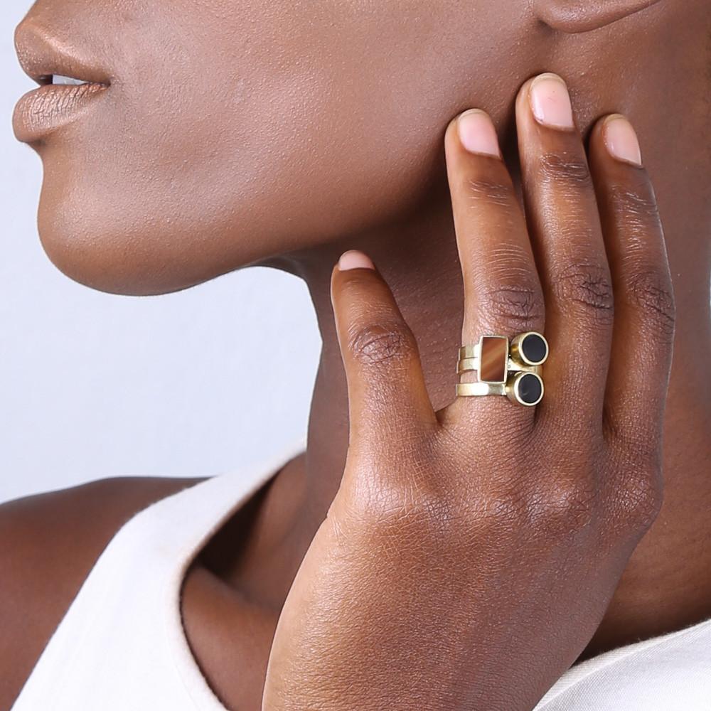 Soko: Solitaire Ring  - Shop at Shopsoko.com