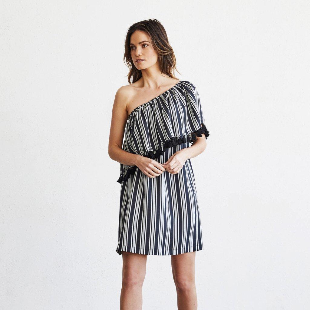 Vetta Off-Shoulder Dress - via Vettacapsule.com