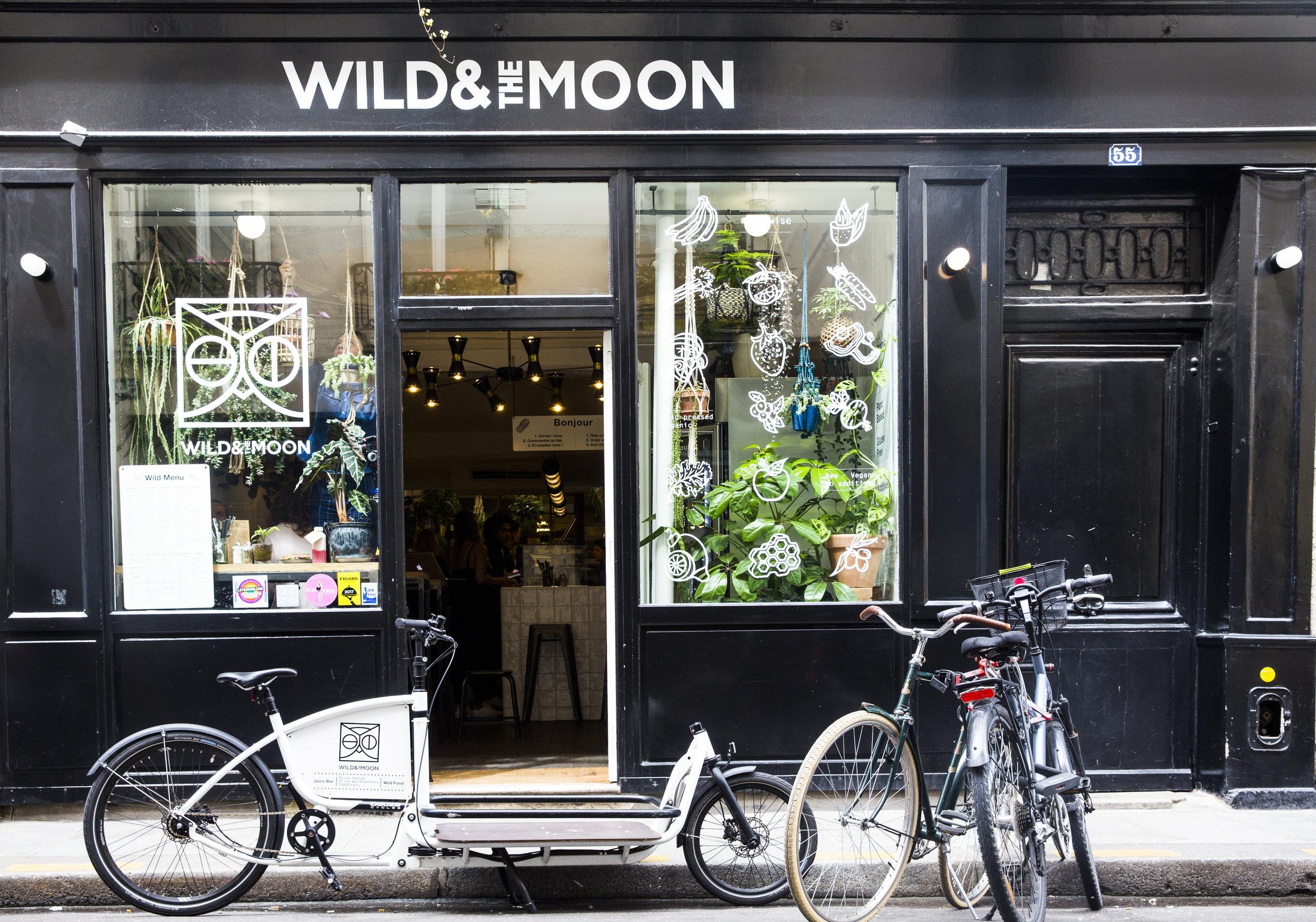 Image: Wild & The Moon