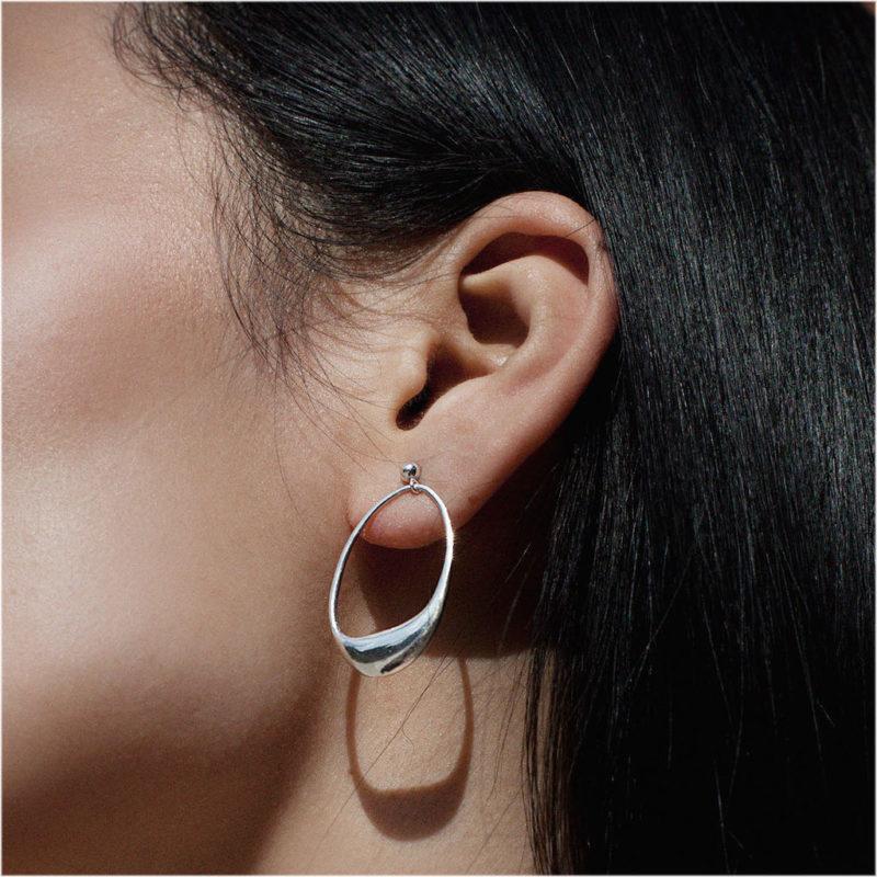 Bar Jewellery: Dip Earrings