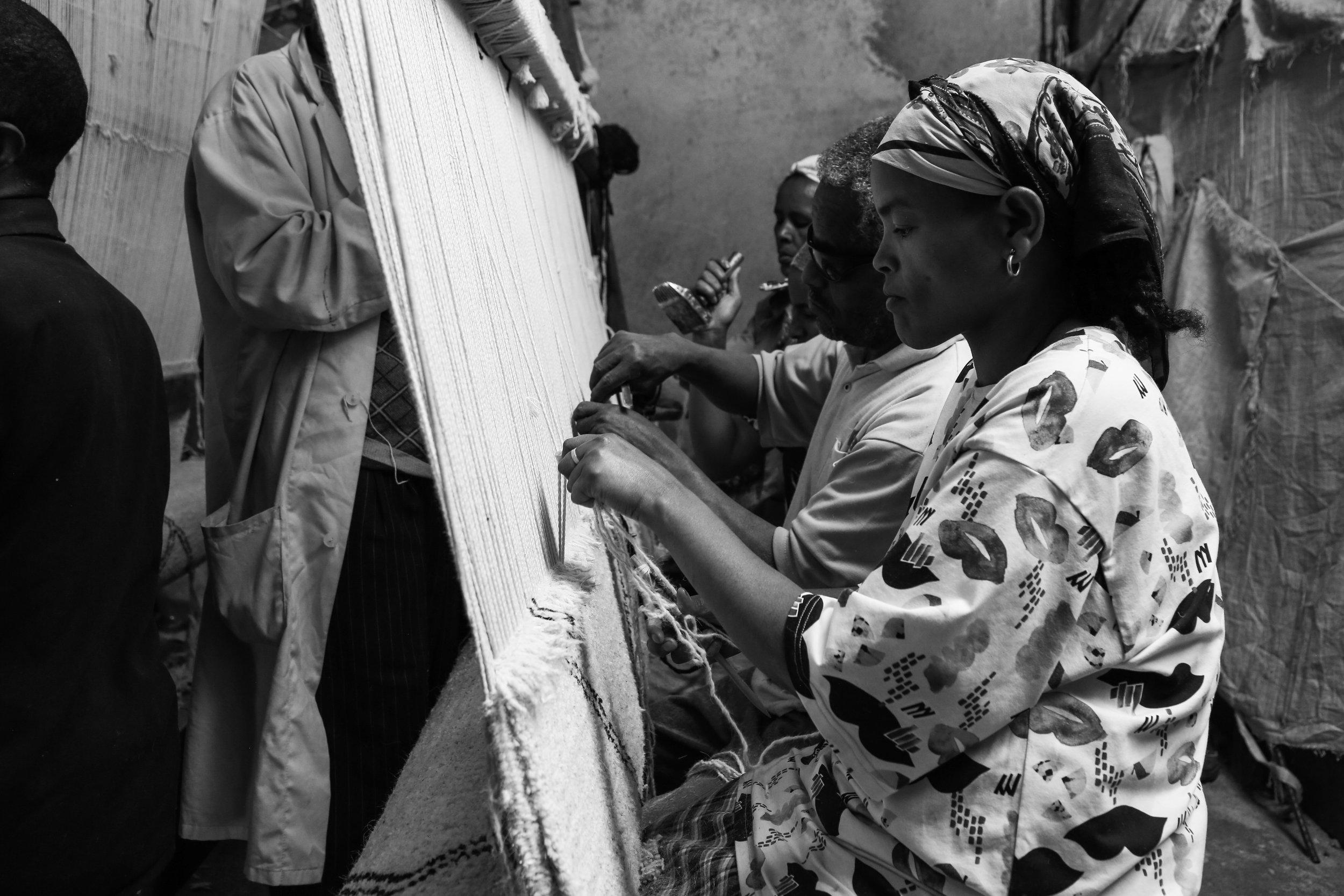 Image: Sera Helsinki Ethical Production in Ethiopia