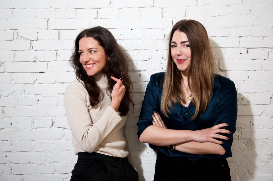 Image: Anna and Jula, Founders of JAN 'N JUNE.