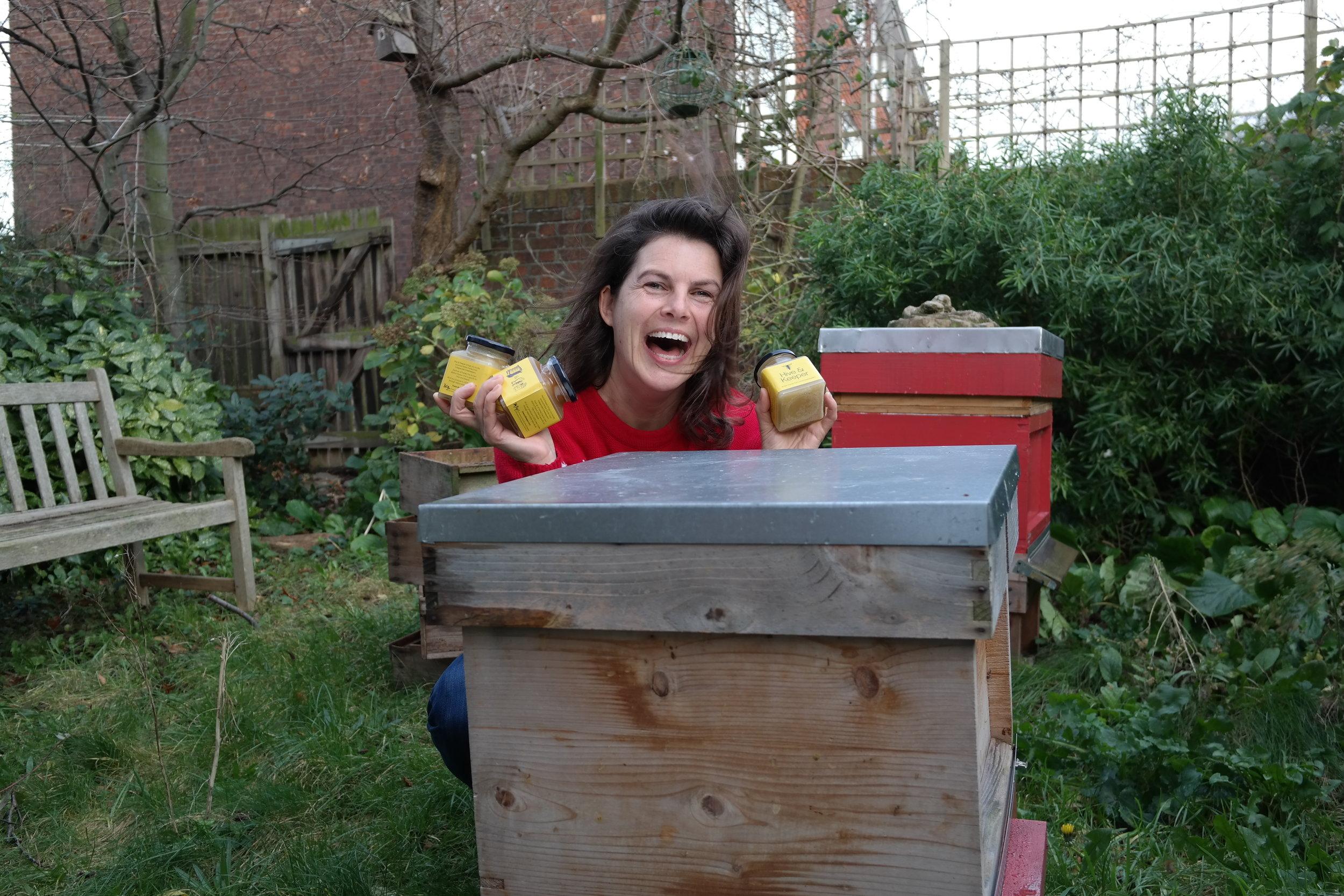 Image:Emily Abbott / Founder of Hive &Keeper