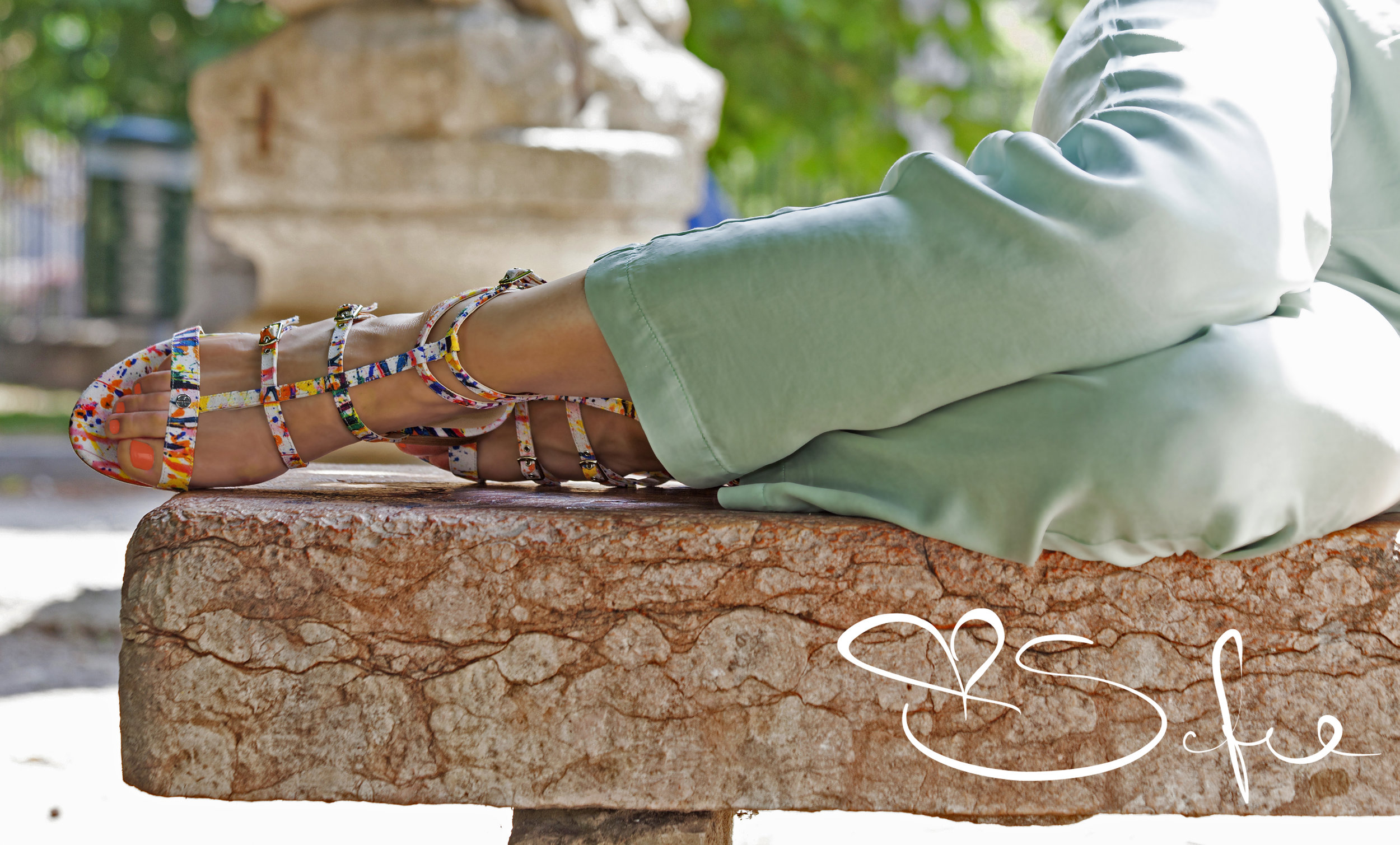 Image: PLAGE Sandal by Love Sofie