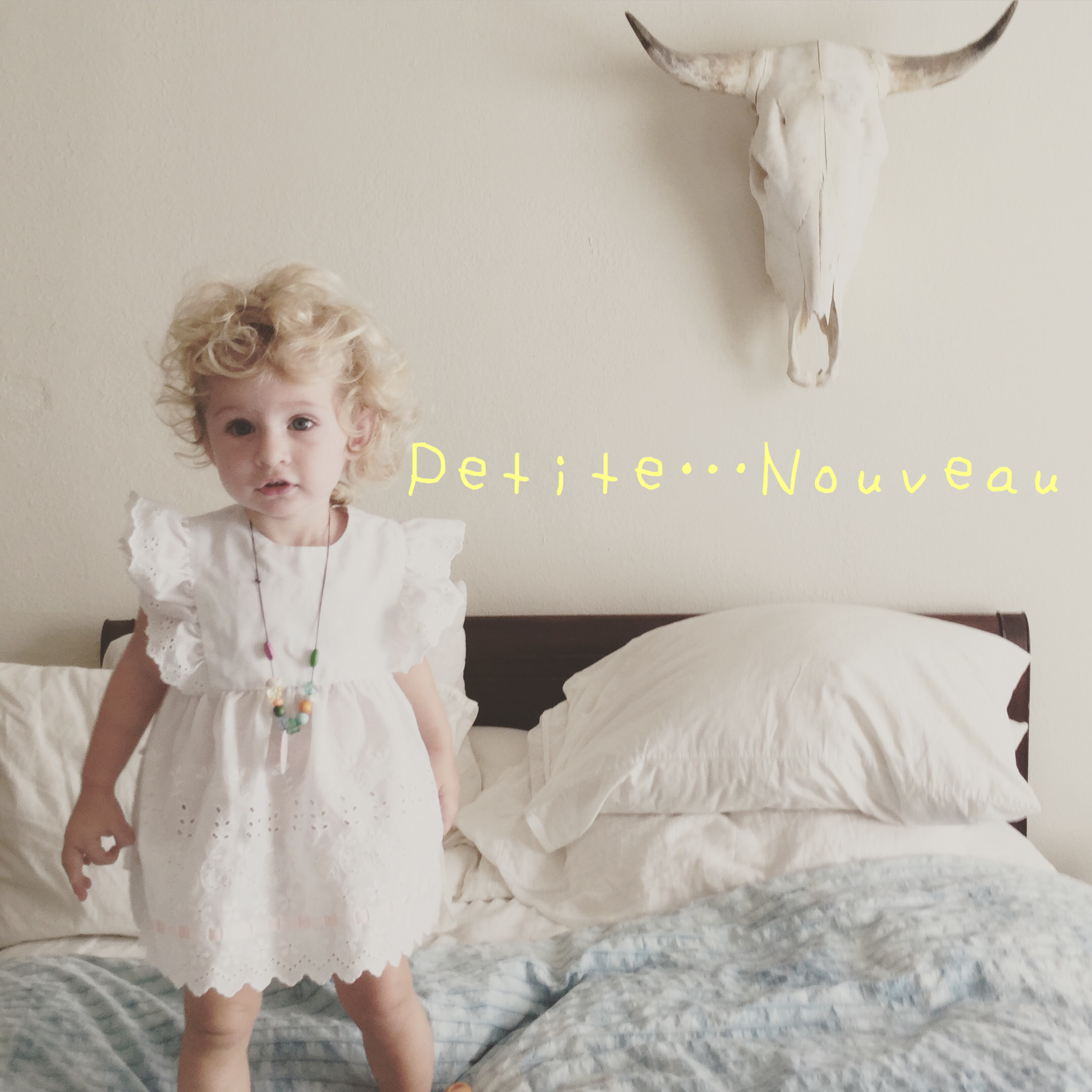 Little Edie in  Petite Nouveau. SHOP VINTAGE!  New pieces added weekly.