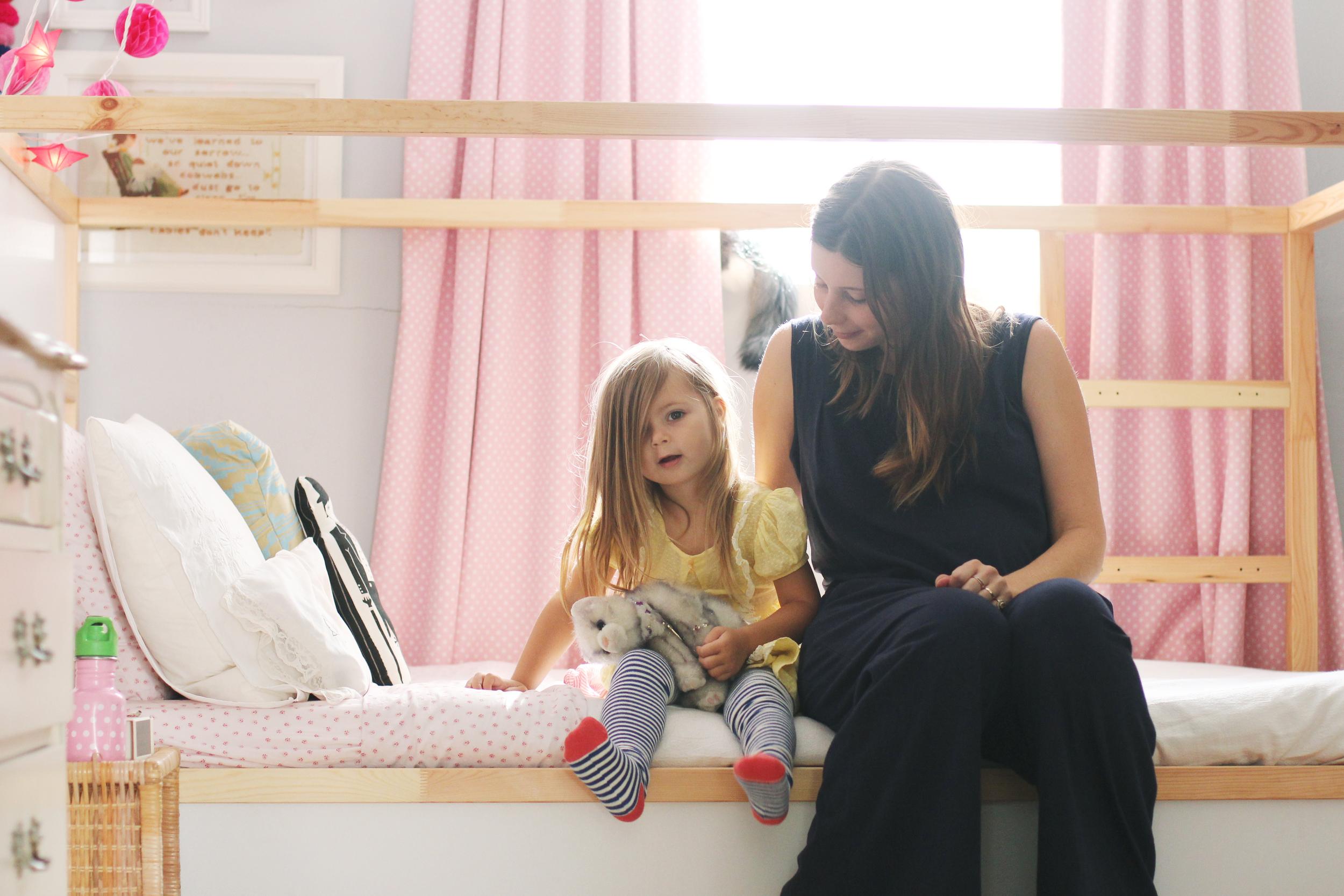 Bedside chat