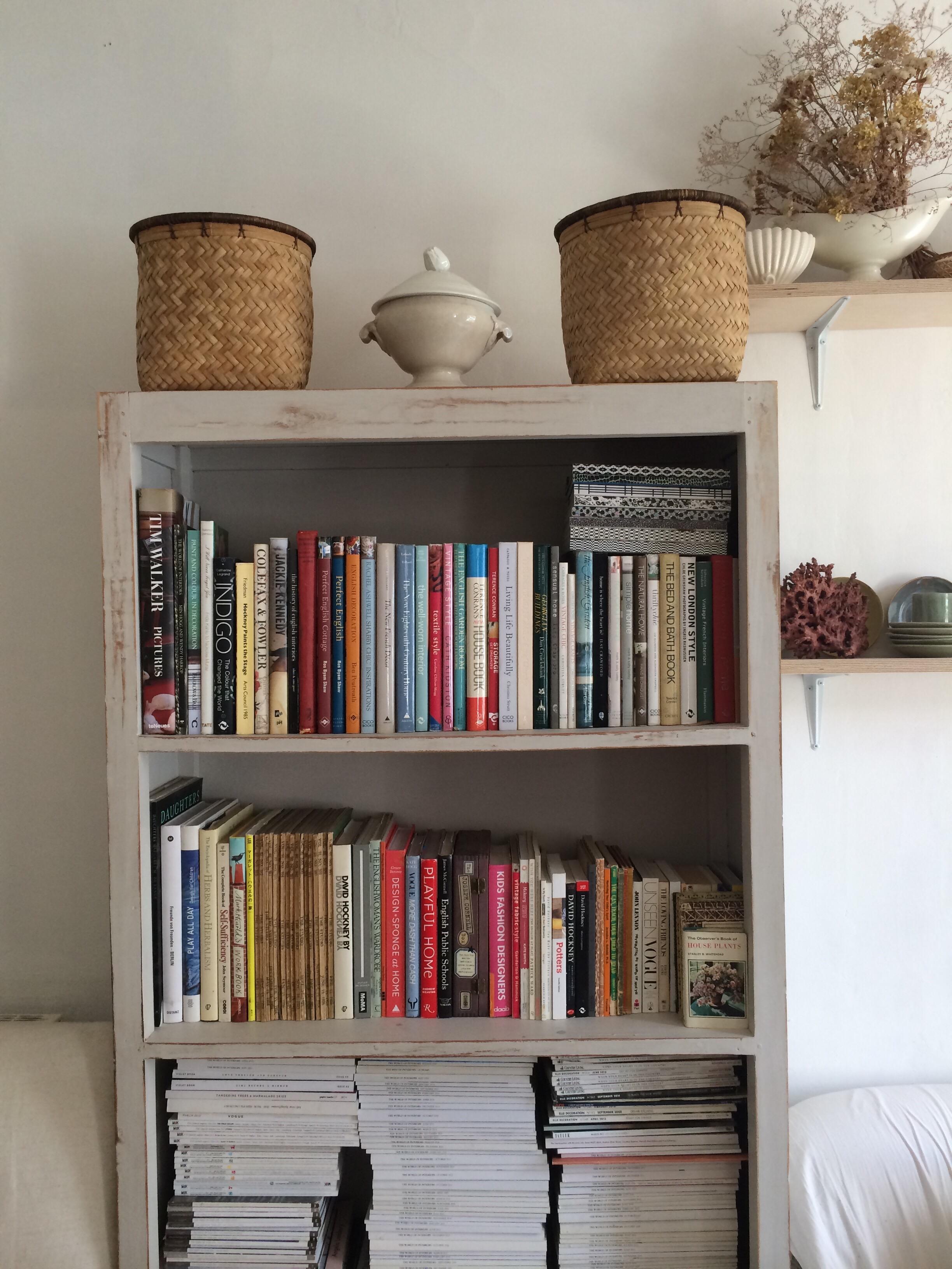 Pristine reading stacks, vintage vessels, and preserved flora.