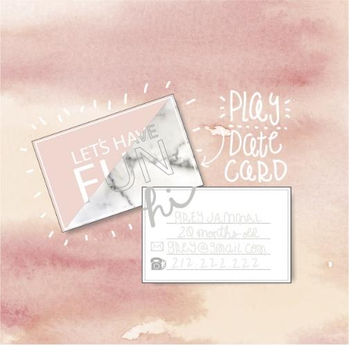Kimb designed this fun downloadable playdate card!