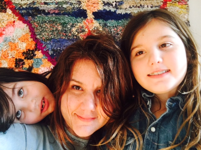 Beautiful Mama + kiddos.