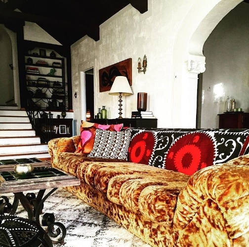 The most chic Moroccan styling at Chez Arko!
