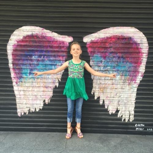 Ella Ruby in Downtown LA.