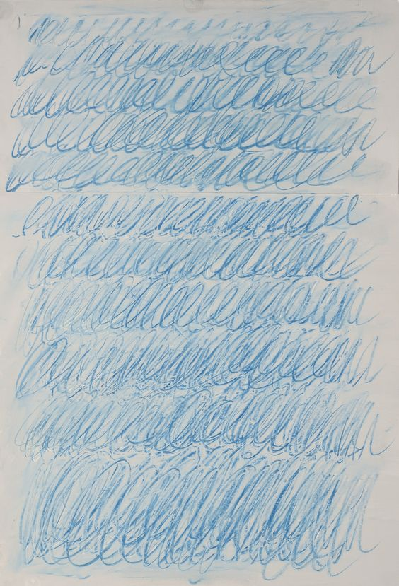Cy Twombly, 1971