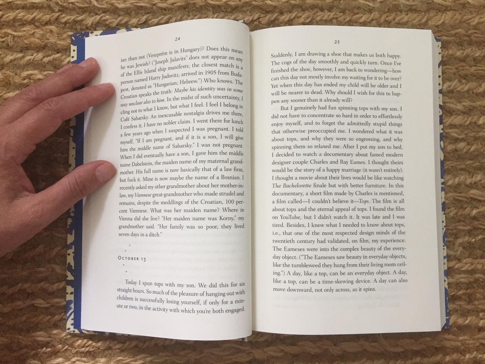 The Folded Clock: A Diary, Heidi Julavits
