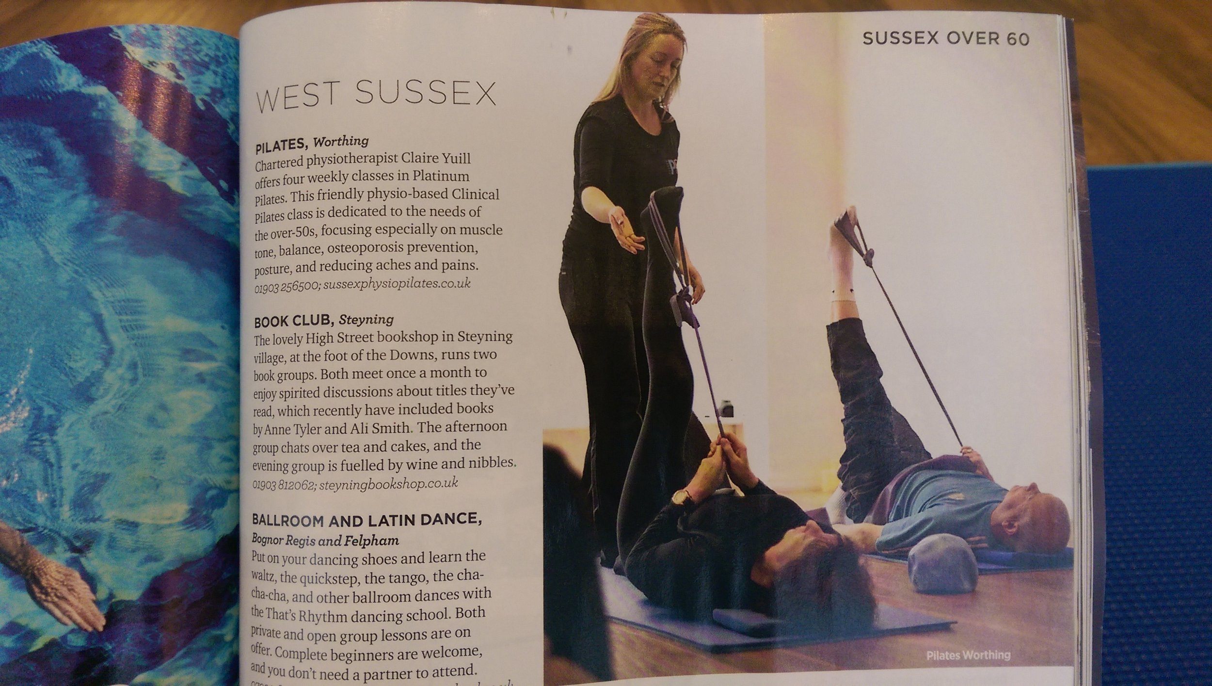 Sussex Life Article
