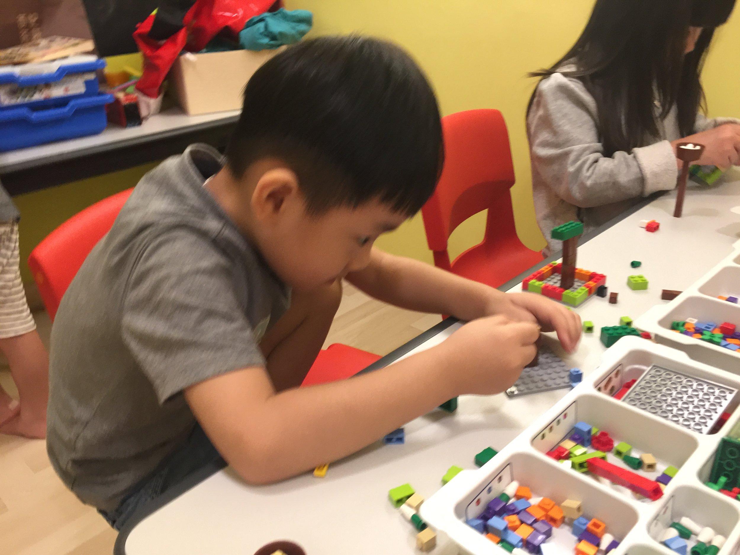 LEGO Math -