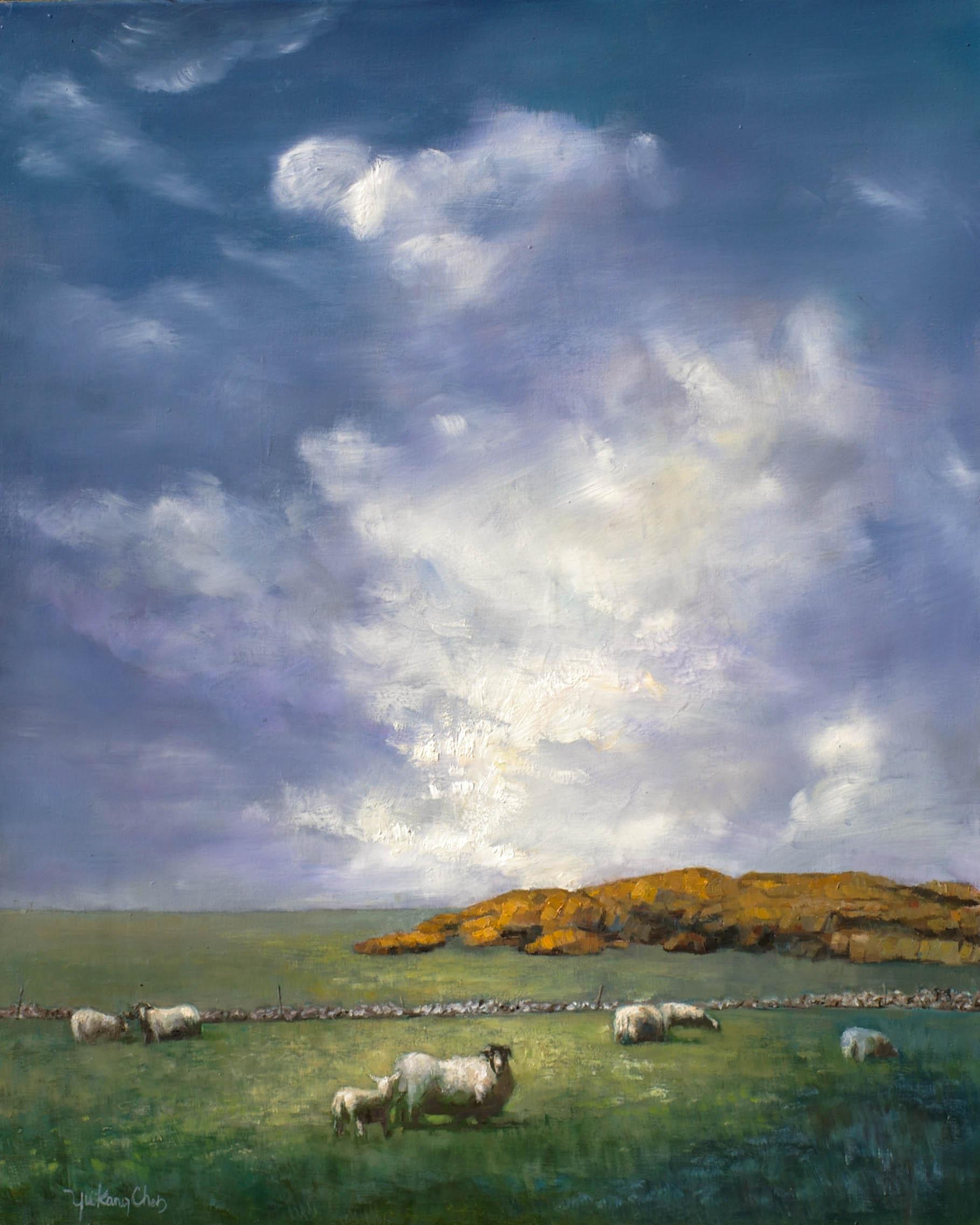 White Clouds (Galway, Ireland)