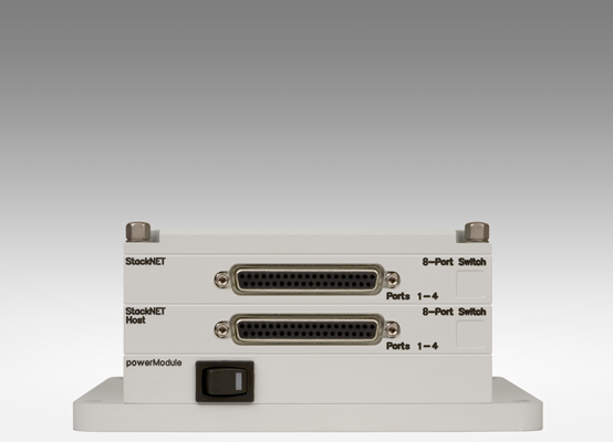16-Port Switch (D-Sub)