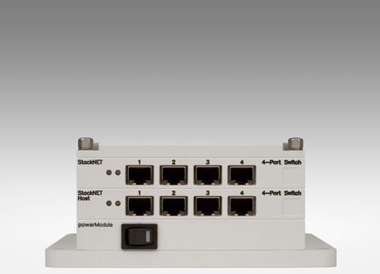 8-Port Switch (RJ-45)
