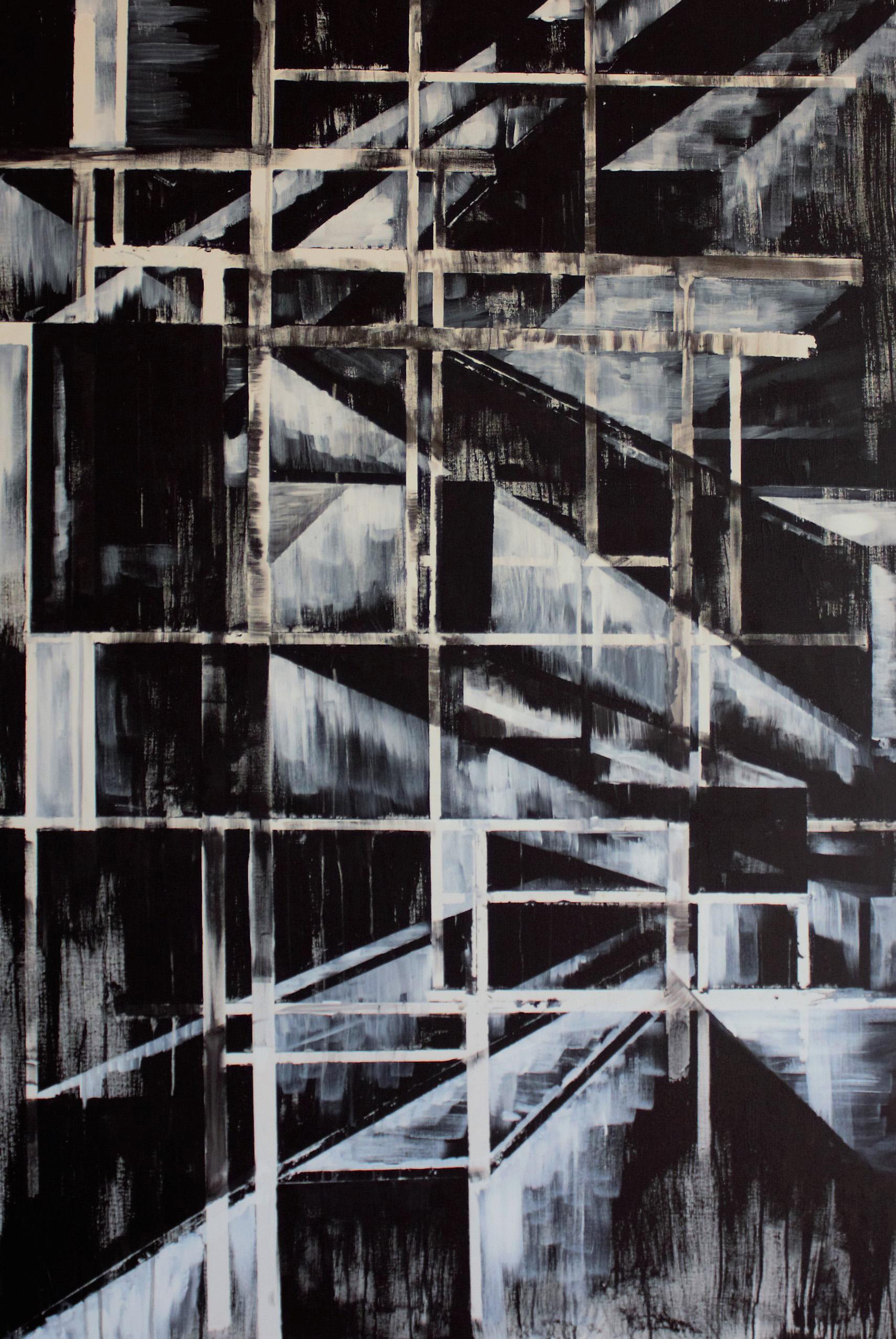 Black & White Grid