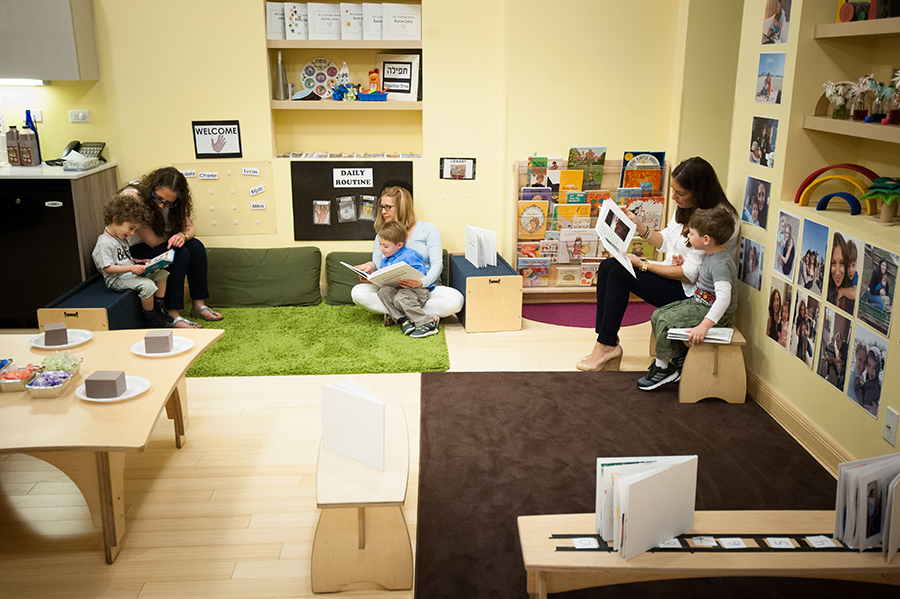State-of-the-art educational spaces